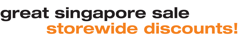 great singapore sale - storewide discounts